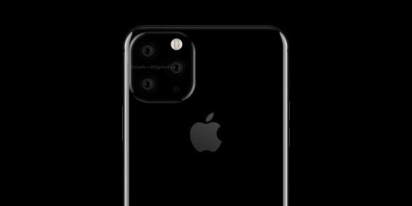 2019年の新型iPhoneには背面にトリプルカメラ搭載?