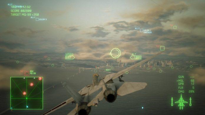 エースコンバット7 レビュー&簡易攻略:個人的には大満足!難易度高めも徐々に上手くなるのが実感できる良作。戦闘機好きなら買って損無し!
