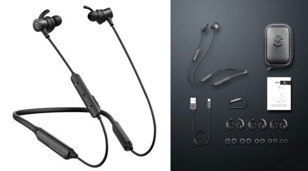 SoundPEATS Force Bluetooth イヤホンが40%OFF!