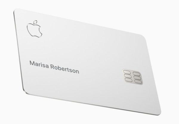 Apple Card:Appleオリジナルのクレジットカード