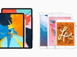 Appleが「iPad Air」と「iPad mini」を発表!共にA12 Bionic搭載&Apple Pencil対応!個人的にはminiが欲しい!