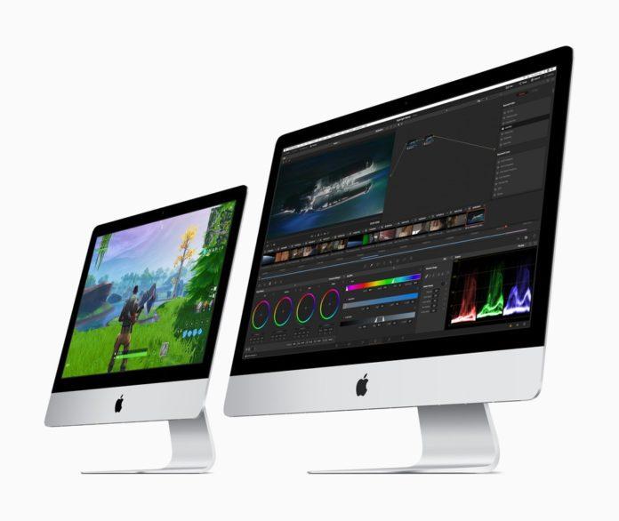 iMacがアップデート!27インチiMacは第9世代の8コアも選択可能!iMac Proは256GBメモリが搭載可能となり最大1,735,800円!(税別)