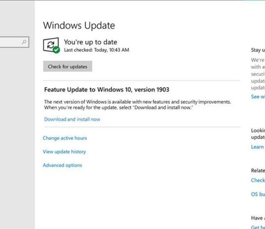 Windows 10の次期大型アップデートの名称は「Windows 10 May 2019 Update」に。搭載予定の新機能などをご紹介。