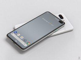 「Google Pixel 4」はパンチホールデザインに、ディスプレイ内蔵の指紋センサーを搭載!?今年は「iPhone Ⅺ」買おうと思っていたけどこりゃ悩むな。