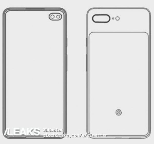 Google Pixel 4 XLはパンチホールデザイン&ディスプレイ内蔵の指紋センサーを搭載との噂