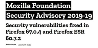 再びFirefoxに脆弱性発覚!すでに悪用の報告もあり。Windows, Mac, Linuxユーザーはアップデートを。