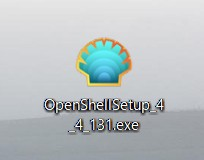 「Open Shell」のインストール方法