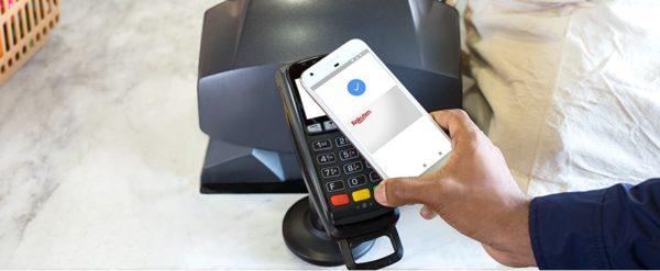 Google Pay:楽天カードで支払う方法~クイックペイ利用~