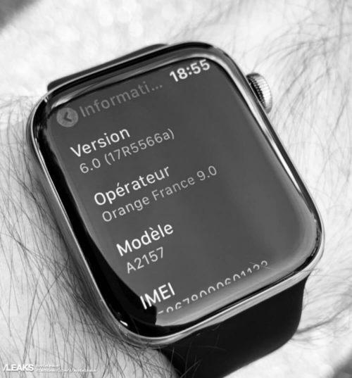 新型Apple Watch Series 5の発表も間違いなし?