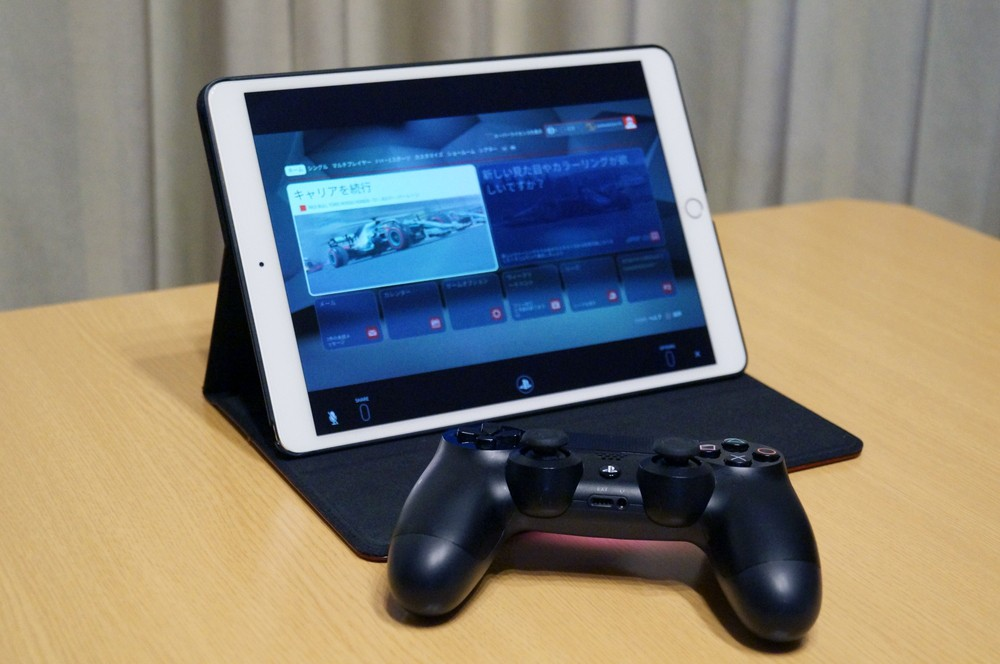 iPhone、iPad、Apple TVとPS4コントローラーのつなぎ方解説!「PS4 Remote Play」アプリとの相性が最高!