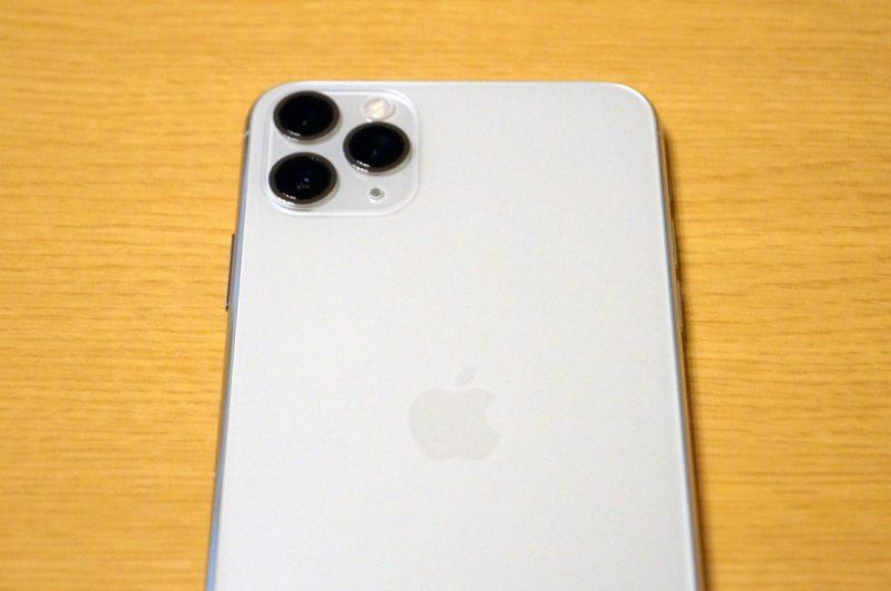 iPhone 11 Pro Max:外観レビュー