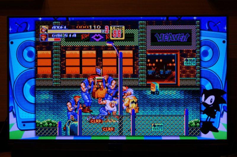 メガドライブミニ:実機レビュー。ドット絵が懐かしいが、ゲームの素晴らしさは今でも十分楽しめる!