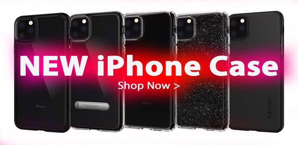 SpigenがiPhone 11/11 Pro/11 Pro Max用ケースの発売を開始!最大40%offになる発売記念キャンペーンも開催中!