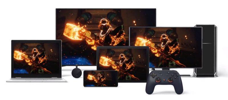 クラウドゲームサービス「Stadia」がアメリカで11月19日サービススタート。日本は未定。