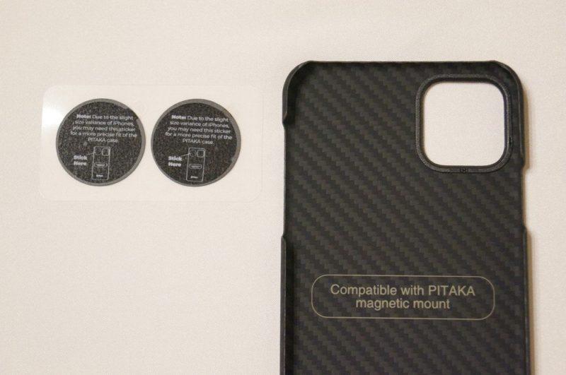 「PITAKA Magcase」iPhone 11 Pro Max用の外観レビュー
