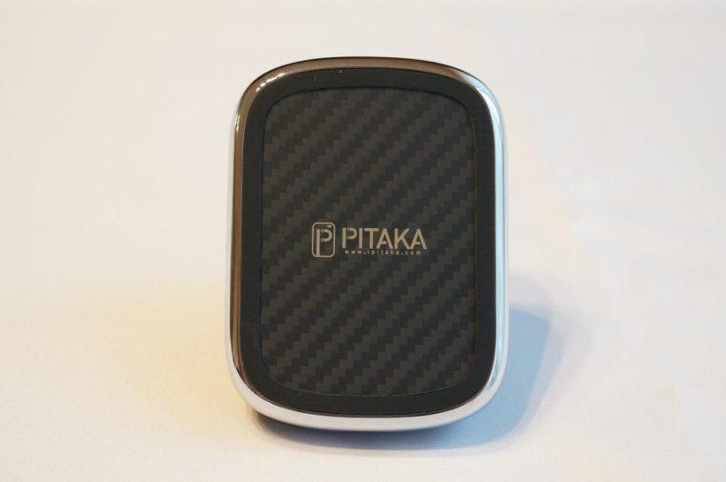 「PITAKA Magmount Qi」の外観レビュー