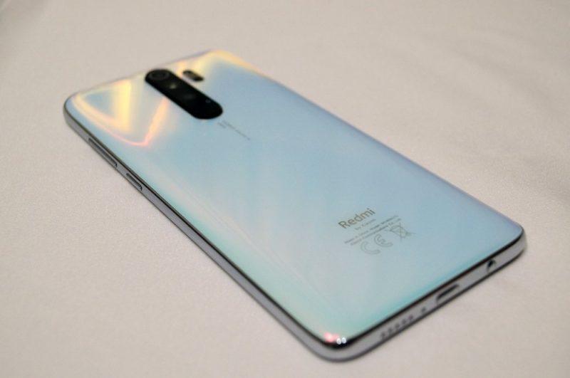 Xiaomi Redmi Note 8 Pro:外観レビュー