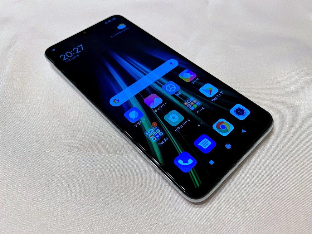 Xiaomi Redmi Note 8 Pro レビュー