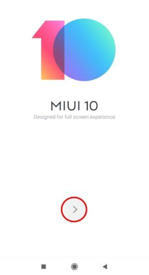 Xiaomi Redmi Note 8 Pro:初期セットアップの流れ解説