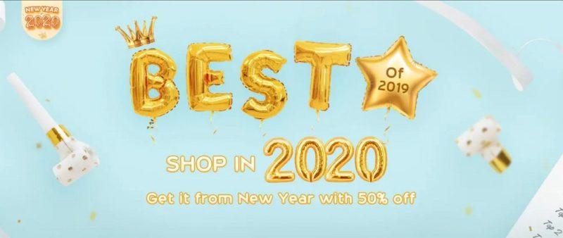 最大70%オフ!Banggoodが2019年の在庫一掃セールを開催中!2019年の人気ランキングや新着商品もあり!