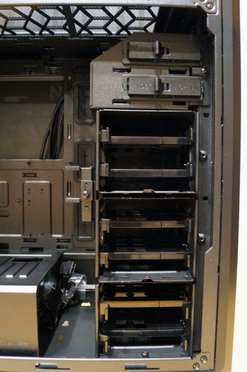 「Cooler Master MasterBox CM694 TG」外観レビュー