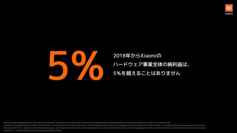 今後のXiaomiの日本展開に期待!