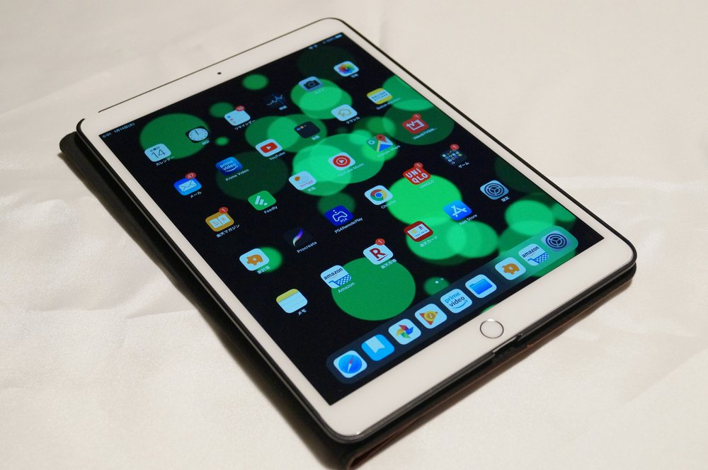 ガラケー使いの古希(70歳)を迎えた母のお祝いに「iPad Pro」を贈ったら、思った以上に使いこなしてくれたというお話。