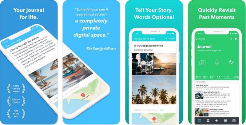 Day One ジャーナル + ライフログ:iPhoneの日記アプリならこれがイチオシ!