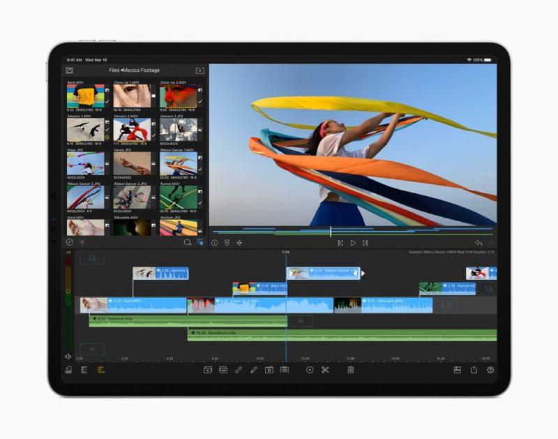 新しい「iPad Pro」には高速な「A12Z Bionic」チップを搭載