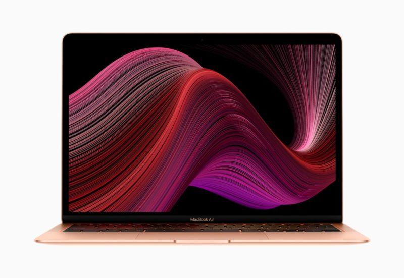 新しい「MacBook Air」が大幅進化!CPU性能とSSD容量が2倍になり104,800円からとお買い得!