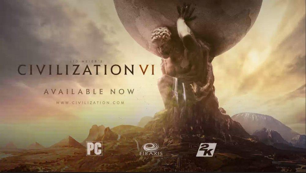 7,000円→無料!Epic Gamesストアで「シドマイヤーズ シヴィライゼーション VI」が5月28日まで無料配布中!人気のターン制ストラテジーゲームを楽しもう!