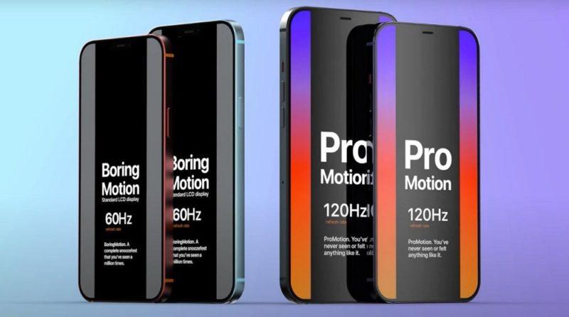 """2020年の新型「iPhone 12」は4種類?上位の""""Pro""""モデルにはPro Motionが採用?"""