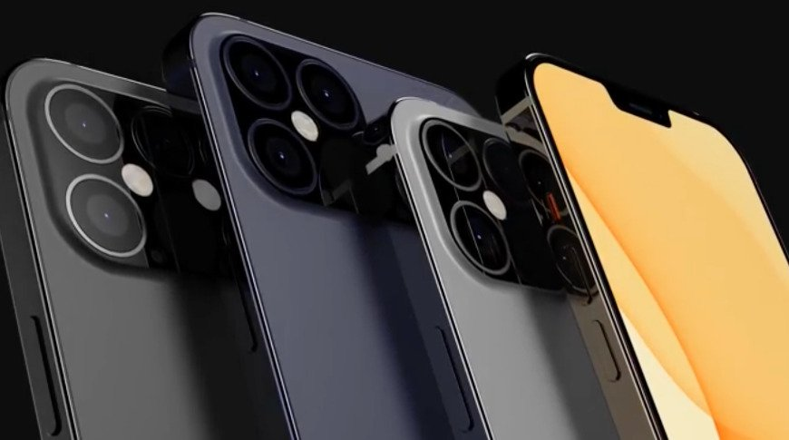 iPhone 12は4種類?Proモデルのストレージ容量は128GBからとの噂。