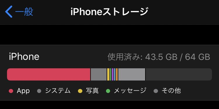 iPhone SE (第2世代) 64GB:少ない容量でやり繰りする為のテクニックまとめ