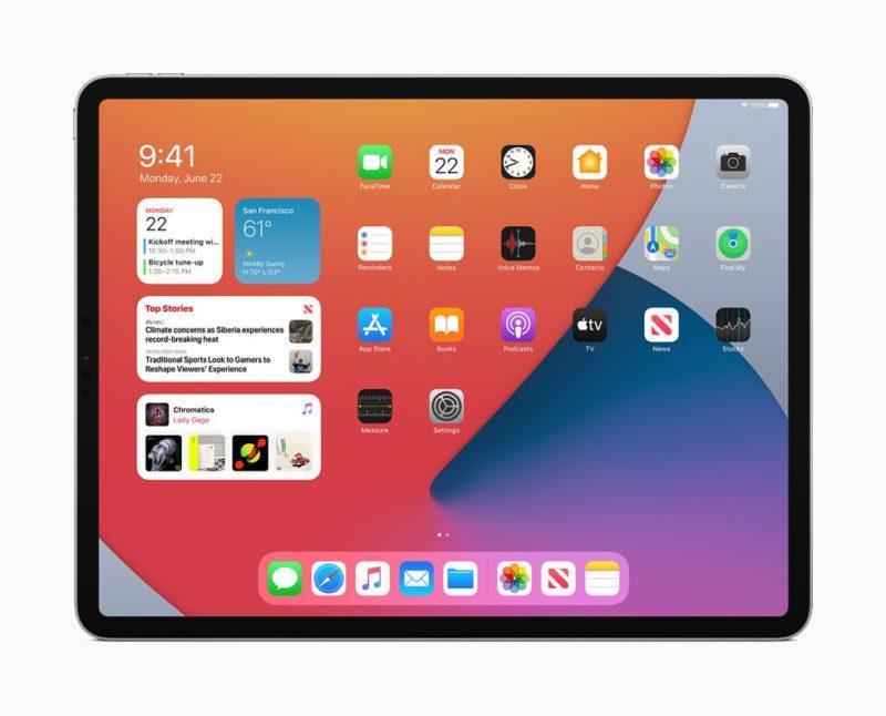 iPadOS 14 にアップデート可能な iPad 対応機種一覧