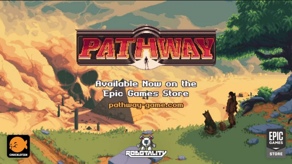 1,640円→無料!Epic Gamesストアで探索ストラテジーアドベンチャー「Pathway」が6月25日まで無料配布中!
