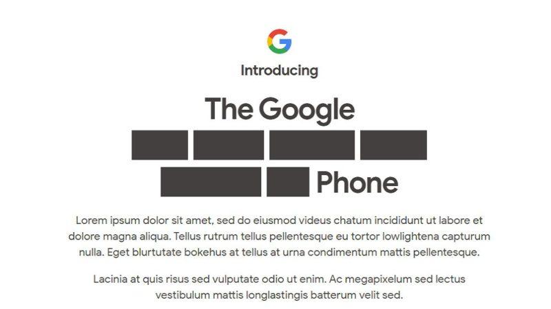 Pixel 4aは8月3日発表?Googleがティザーサイトを公開!価格次第ではiPhone SE 2と良いライバルになるかも。