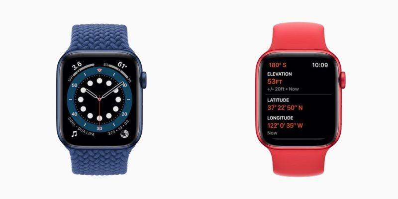「Apple Watch Series 6」 にSpO2(血中酸素飽和度)センサーが搭載!廉価モデル「Apple Watch SE」も発表!