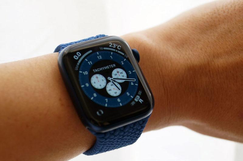 Apple Watch「ブレイデッドソロループ」レビュー