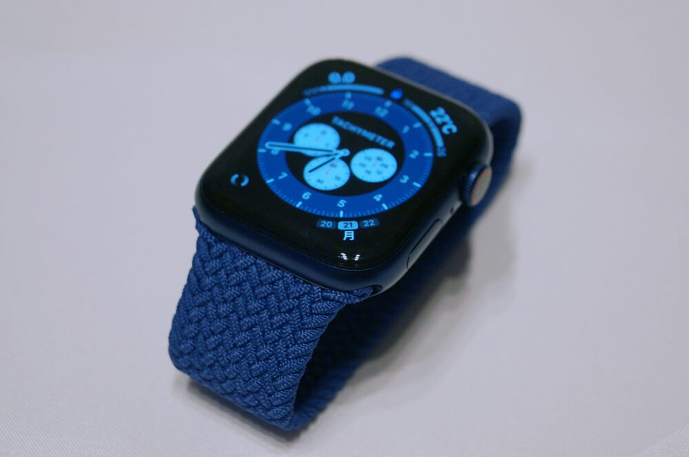 Apple Watch「ブレイデッドソロループ」レビュー&サイズ選びのコツついて。