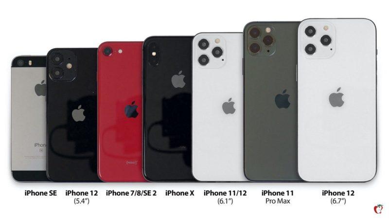 「iPhone 12」「AirTags」の発表は10月、「Apple Silicon Mac」は11月の発表か