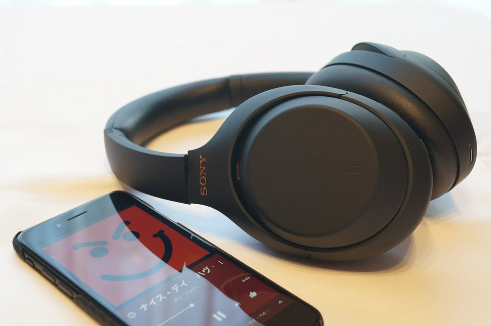 SONY「WH-1000XM4」レビュー。音質も装着感も機能も大満足で幸せ。初回セットアップや使い方解説も。