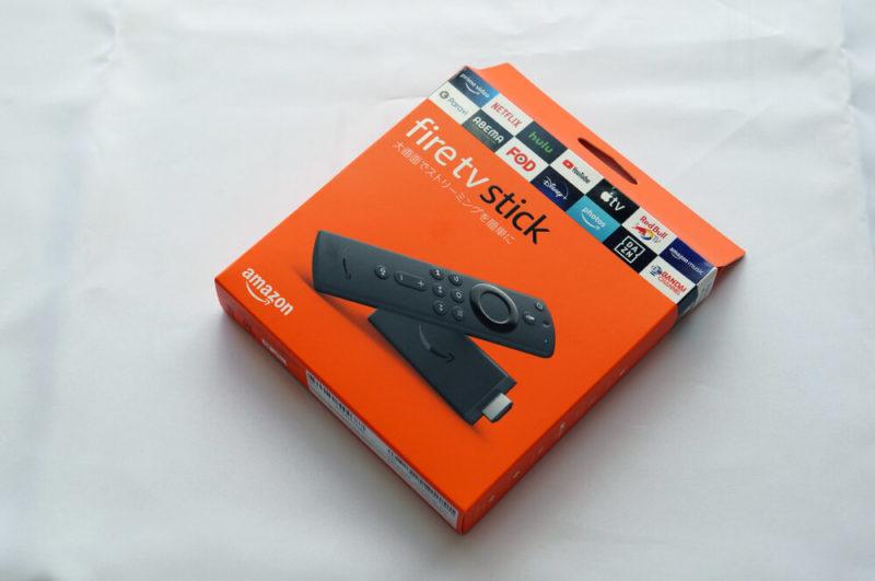 【2020年】買っても良かったもの7位:Fire TV Stick 第3世代