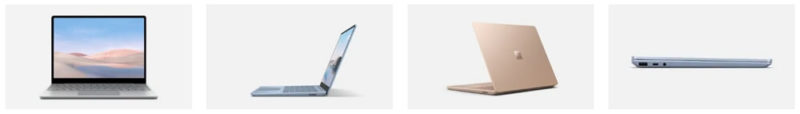 「Surface Laptop Go」のスペック詳細と価格まとめ