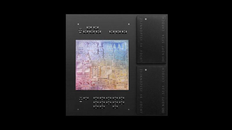 Apple Silicon「M1」チップとは?
