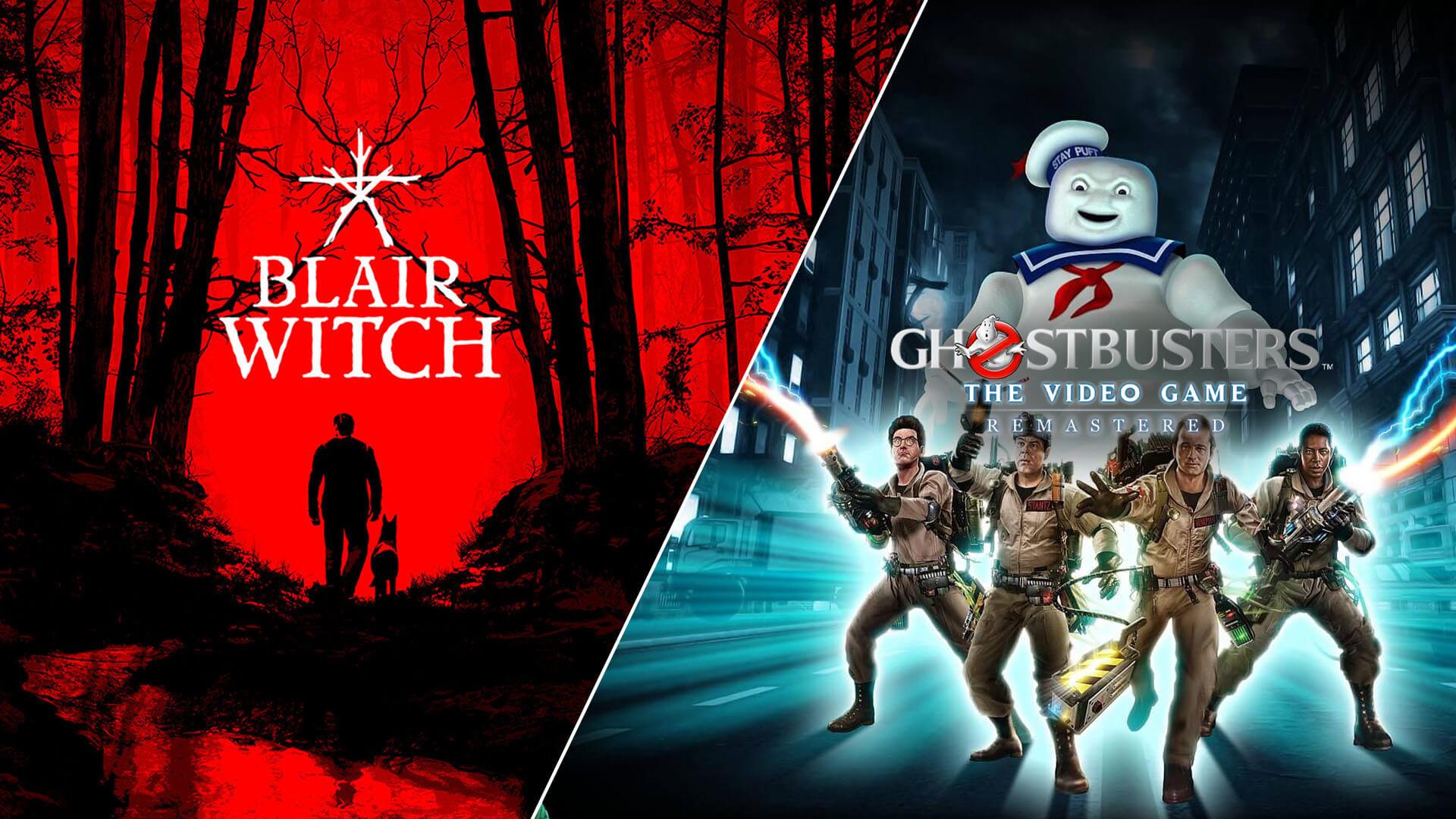 合計5,660円→無料!Epic Gamesストアでサイコホラー「Blair Witch」とゴーストバスターズファンなら必携の「Ghostbusters:The Video Game Remastered」が無料配布中!