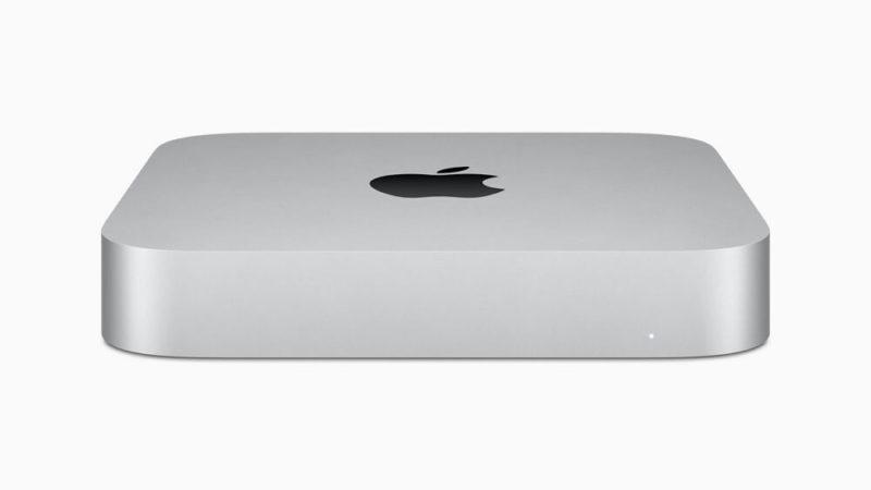 Mac mini:圧倒的なパフォーマンスと超コンパクトなデザイン