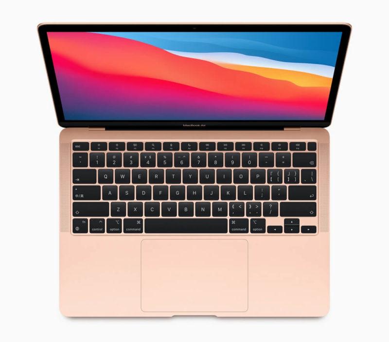 MacBook Air:薄くて軽いのに、パワーは圧巻