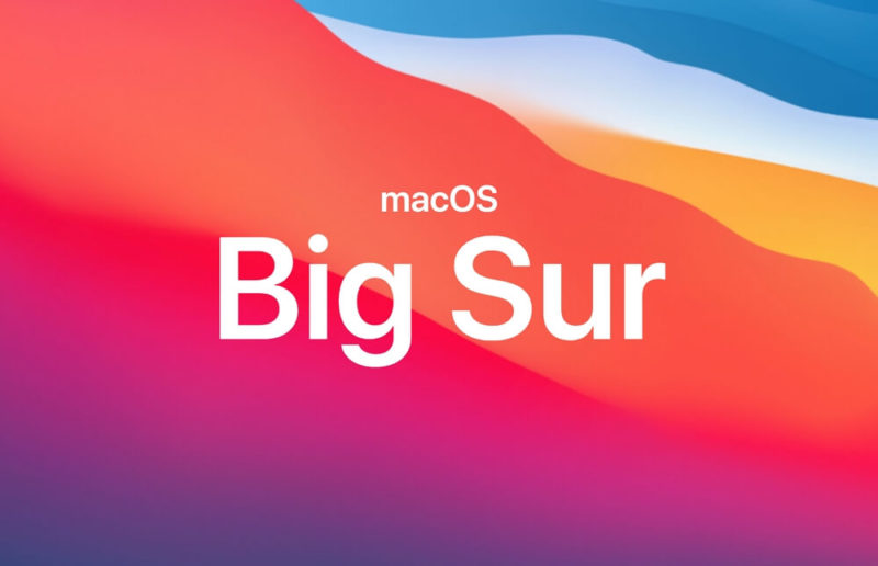 「M1」のために最適化された「macOS Big Sur」との相乗効果に期待。