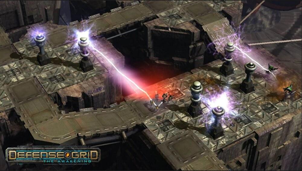 【セール4日目】EpicGamesストアでタワーディフェンスゲーム「Defense Grid: The Awakeningk」が無料配布中!ホリデーセールで15日間毎日無料ゲームプレゼント!